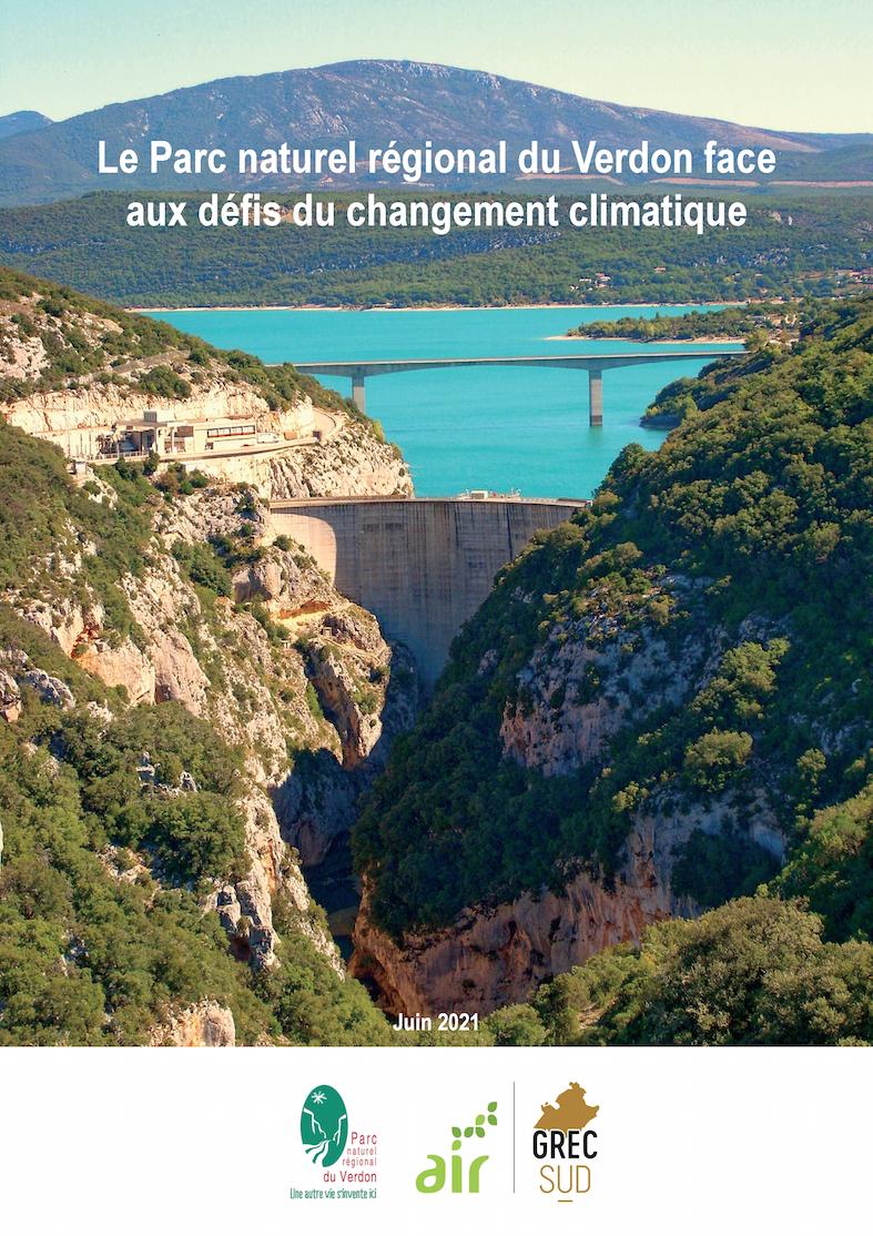Le changement climatique sur le territoire du parc du Verdon