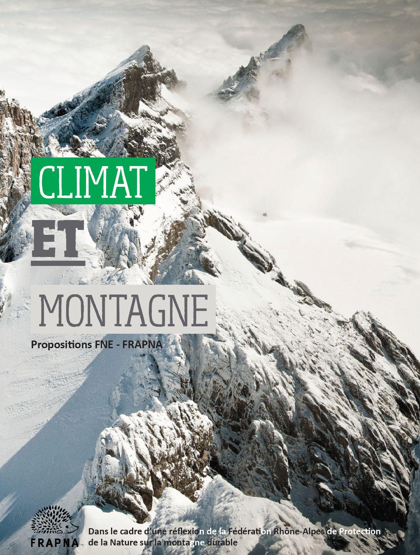 Les propositions de FNE Auvergne-Rhône-Alpes pour assurer le devenir de la montagne